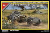 TriStar 35050 Munitionsschlepper auf Panzerkampfwagen I Ausf.A with Ammo Trailer