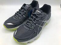 Asics Gel-Vanisher Sneakers Grey Black Lime Mens Size 8.5 New in Box!