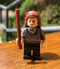 LEGO HARRY POTTER HERMIONE UNIFORM GRYFFINDOR GENUINE MINIFIGURE SET# 4842 4738