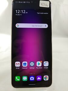 LG V60 ThinQ V600 5G 128GB AT&T GSM Unlocked Smart Cellphone Blue X066
