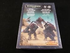 40K Tau Empire XV25 Stealth Armour Battlesuits & Drone (3+1) Sealed Boxed Set