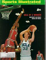 1973 Sports Illustrated magazine basketball UCLA Bruins Bill Walton, Maryland VG