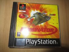 PLAYSTATION 1 - Eliminator (PS1) (UK PAL) OTTIME COLLEZIONISTI
