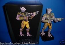 Gentle Giant Star Wars Rebels Zeb Orrelios Maquette Statue - LE #430 of 520 New!