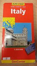 Italy: GeoCenter Map (M18)