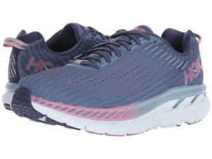 New Women's Hoka One One Clifton 5 Running Shoes Size 8-10.5 Purple 1093756