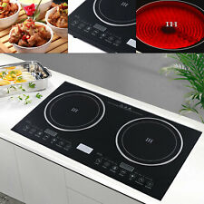 New listing Double Induction Cooktop Induction Cooktop Electric Dual Induction Cooker