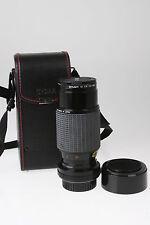 Sigma 4,5/70-210mm mc #1049510 con P/K bayoneta también para Digital