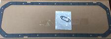 Aftermarket International DT466E Oil Pan Gasket Kit 1826587C1 1822049C1