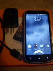 PERFECT HTC One VX 8GB White Unlocked Smartphone cell ATT T MOBILE GSM CELL BOX