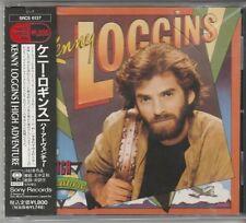 Kenny Loggins High Adventure Japan CD w/obi SRCS-6137