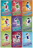 The World of Norm Collection Jonathan Meres 9 Books Set May Contain Nuts, Buts
