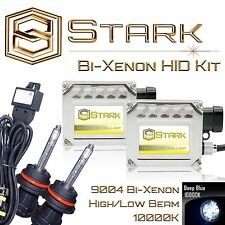 Stark 35W Bi-Xenon HID HiLo Headlight Mini Kit - 9004 HB1 - 10K 10000K Deep Blue