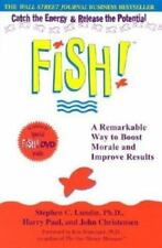 Fish! For Life : A Remarkable Way to Boost Morale and Improve Results