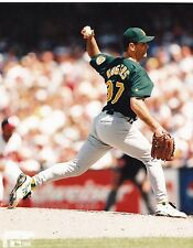 Kenny Rogers Oakland Athletics Licensed Unsigned Glossy 8x10 Photo MLB (A)