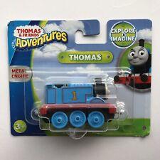 THOMAS & FRIENDS ADVENTURES THOMAS METAL ENGINE 3+ Explore Imagine Connect Train