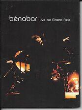 DVD ALL ZONE-CONCERT--BENABAR--LIVE AU GRAND REX 2004