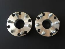 "(2) 5X114.3 TO 6X139.7 Conversion Wheel Adapters |14X1.5 Studs | 50mm 2"" Inch"