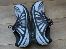 Men's Brooks Pureflow 2 White/Anthracite/Black Lightweight Running Shoes US 11