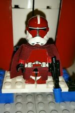 Lego Star Wars Galatic Marine ARC Commander Zero Clone Wars