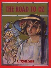 The Road to Oz by L. Frank Baum (1991, Hardcover, Reprint) B22