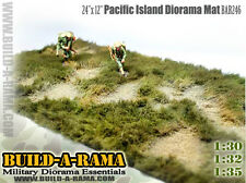 1:32 DIORAMA Island Mat 12x24 for Iwo Jima King Country Conte Figarti Corgi l