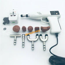 Electric Correction Gun Massager 4level 10heads Adjustable Chiropractic Tools