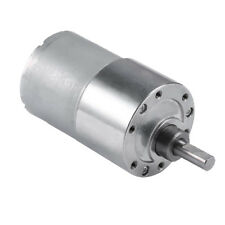 333RPM Mini Electric Motor 12V DC 37mm High Torque Motor for Toy Robot