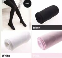 2 Pack Tights 120 Denier Pink/White/Black Child Girl Ballet Dance School Modern