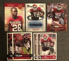 Adrian Peterson Rookie Card Lot of 7 - Oklahoma Sooners - LEGEND     NM-MT