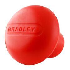 Bradley Spare Jockey Wheel Handle Red Plastic Knob / Fits 14mm Shaft BRD09
