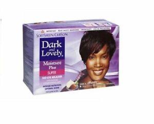 Dark and Lovely No-Lye Hair Relaxer Kit Super FREE UK POSTAGE !!!!