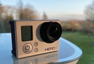 GoPro HERO3 White Edition 1080P HD Sport Action Camera With 32GB Micro SD Card