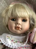"Pauline Bjonness Jacobsen ""Sydney"" 15 Inch Doll, Limited Edition No. 126 of 950"