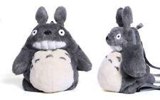 UK Seller Totoro Backpack Anime Studio Ghibli My Neighbour Shoulder Bag Rucksack