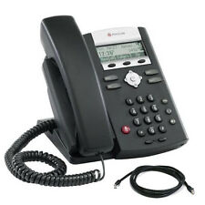 Polycom SoundPoint IP Phone 320 in Nero