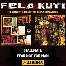 Fela Kuti - StalemateFear Not For Man [CD]