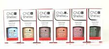 CND Shellac Power Polish 2015 Flora And Fauna Collection Set Of 6