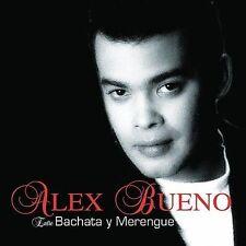 Entre Bachata y Merengue by Alex Bueno (CD, Jul-2005, Universal Music Latino)