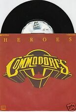 COMMODORES Heroes 45/GER/PIC