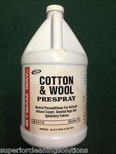 Carpet Cleaning Steam Way COTTON AND WOOL PRESPRAY Upholstery 9061000