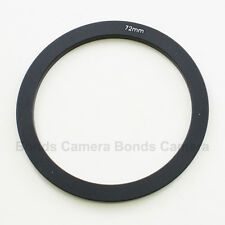 72mm Metal Adapter Ring M72 72 mm for Cokin P Series Filter Holder Camera Lens