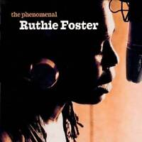 Phenomenal Ruthie Foster - Audio CD By Ruthie Foster - VERY GOOD