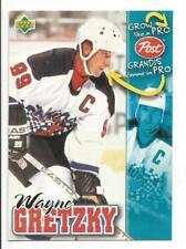 1996-97 Upper Deck Post Cereal Wayne Gretzky Grow Like a Pro Mint