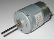 Mabuchi RS-385PH Motor - Long Shaft 2.3mm D. - 12V DC - Model Train Hobby Motor