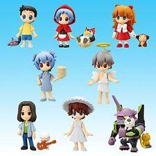 Banpresto Petit Eva Evangelion @School EVA-Gurashi 06 Figure set of 8 All kinds
