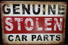 GENUINE Tin Metal Sign Rustic Look .. MAN CAVE . brand new. AU SELLER