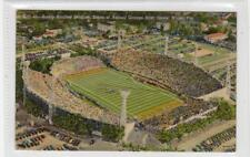 RODDY BURDINE STADIUM, MIAMI: Florida USA postcard (C30313)