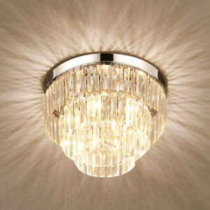 Crystal LED Ceiling Lights chandeliers Restaurant Living Room Lights Lamp