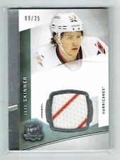12-13 UD The Cup  Jeff Skinner  /25  Jersey  Two Colors